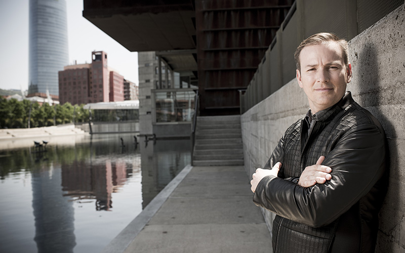 Erik Nielsen, director de la BOS