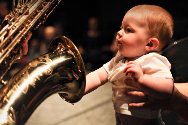 Conciertos para bebés – Cuerpos que suenan