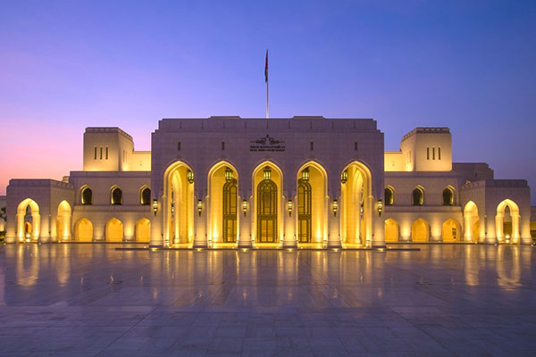 Oman Royal Opera House