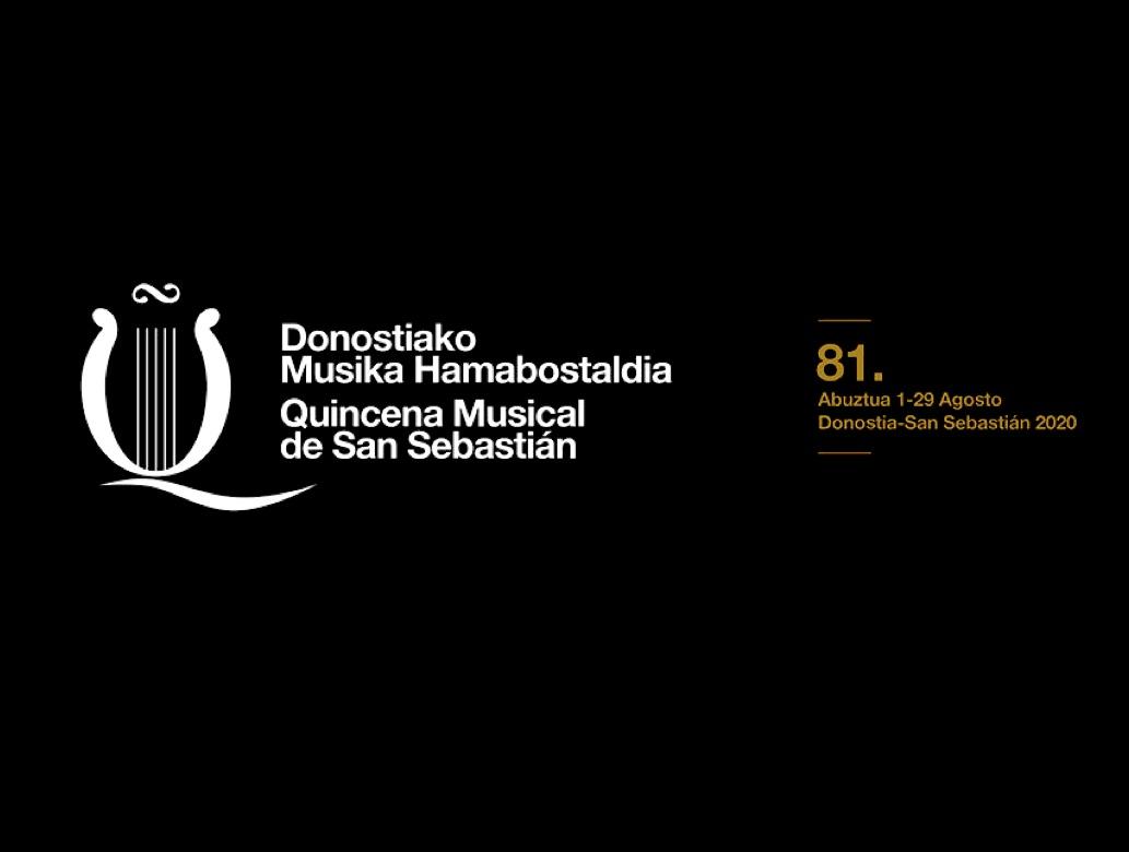 Concierto en la QUINCENA MUSICAL DE SAN SEBASTIÁN