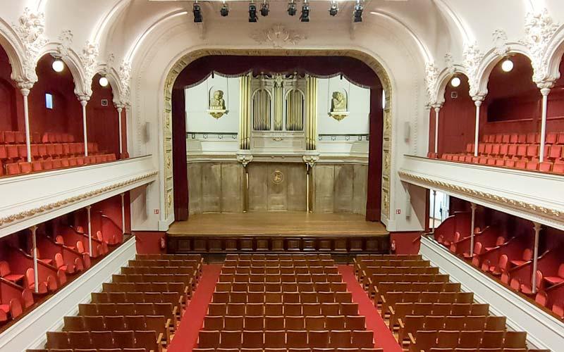 >Concierto conmemorativo del 125 aniversario de la Sociedad Filarmónica de Bilbao
